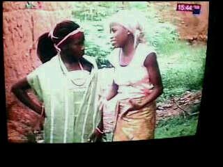 Omowunmi on tv africa