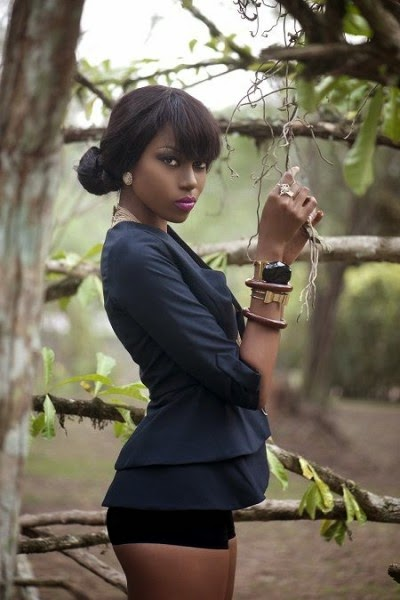 Yvonne Nelson Lashes Out At Iyanya and Other Celebrities,