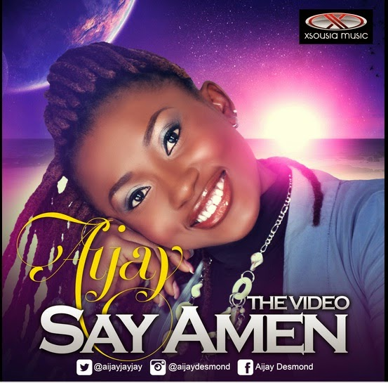 OFFICIAL VIDEO ::: Aijay - Say Amen