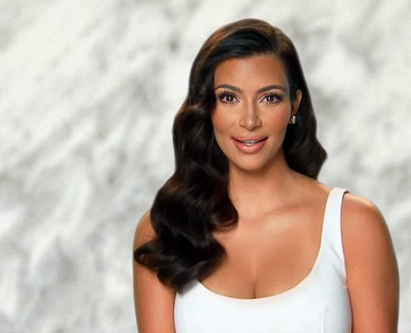 Kim Kardashian's Full-Frontal Shoot Was Filmed For 'KUWTK'
