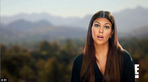 Kourtney Kardashian: First Glimpse Of Baby No. 3 Revealed On 'KKTH'
