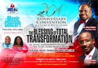 20th Anniversary Convention Rhema Chapel
