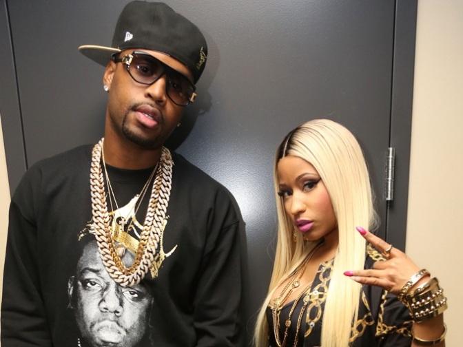 Nicki Minaj's Ex Boyfriend Safaree Speaks On Their Break Up