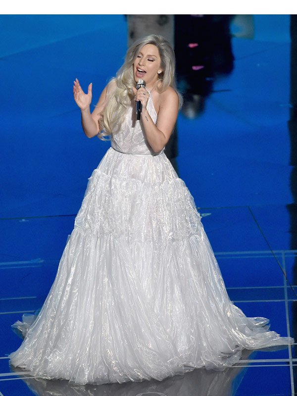 Lady Gaga's Oscars Performance: Celebs Praise 'Sound Of Music' Tribute
