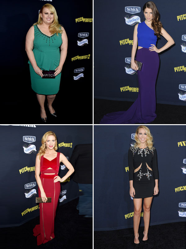 'Pitch Perfect 2′ Red Carpet: Anna Kendrick & More Stars Shine — Pics