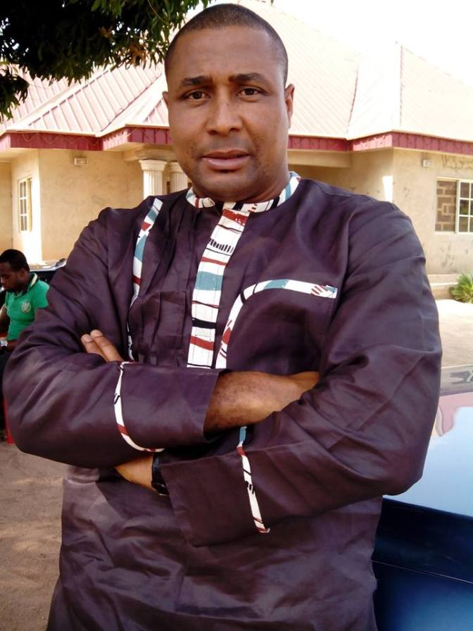 """I didn't have sex in Room 027"" – Actor Tony Umez (Photos)"